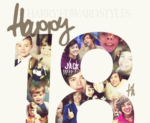 Happy B.Day !! Harry