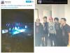 """Via Twitter + Hier soir et Louis Hier soir au Match + Une fête va avoir lieu aux USA elle sera appelée """" UP ALL NIGHT """" et les fans auront un DVD de la fête + Harry Hier 30-04-2012  + One Direction was in our hotel!!! (Tour Life) + La vidéo diary des musicien des garçons."""