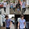 Photo: Harry à Londres, 28 Juillet. Photos: 29 Juillet, les boys avec des fans devant les studios. Photo: Louis & Liam dans un Starbuck.Photos: Les boys Londres, 30/07/2012 VIDEO: On vous propose une vidéo de Niall disant Je t'aime, qui date aussi du 29/07.