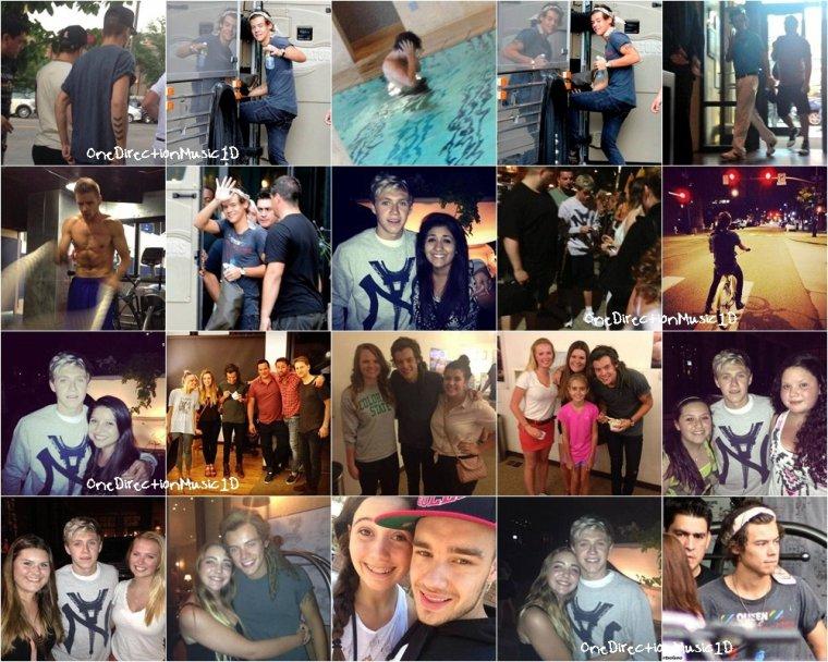 Les boys à Houston, Texas - 20-21 Juillet + TMHT à Houston, Texas - 21 Juillet 2013 + Les boys à Dallas, Texas - 22 Juillet 2013 + TMHT à Dallas, Texas - 22 Juillet 2013 + Les boys à Boulder, Colorado - 23-24 Juillet 2013 + Les boys à Salt Lake City, Utah - 25 Juillet 2013 + Les boys pour Teen Vogue - 2013 + NEWS / RUMEURS / VIDÉO ...