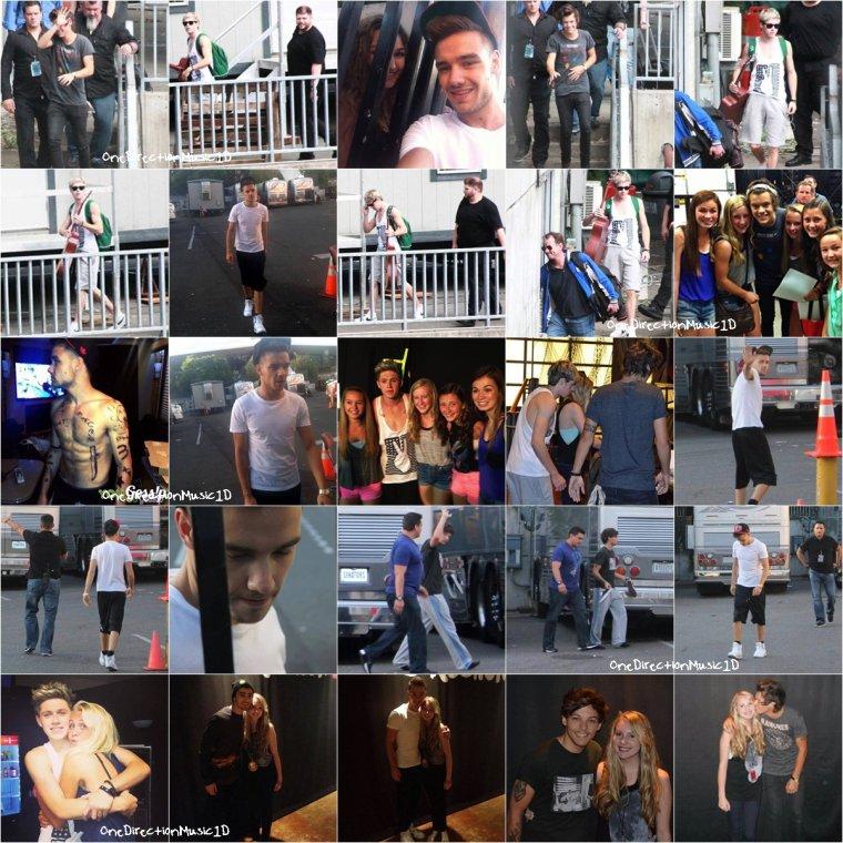 Les boys à Pleasanton, Californie - 21 Juillet 2013 + Where We Are book - 2013 + Photoshoot pour Teen Vogue - 2013 + Photoshoot pour GQ - 2013 + Les boys à Seattle, Washington - 28 Juillet 2013 + TMHT à Seattle, Washington - 28 Juillet 2013 + Les boys à San Jose, California - 30 Juillet 2013 + NEWS / RUMEURS / VIDÉO ...