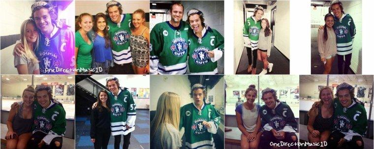 """Niall au iTunes Festival - 1 Septembre 2013 + Liam à Londres - 2 Septembre 2013 + Niall faisant du golf - RU - 3 Septembre 2013 + Harry à Tustin, Californie - 4 Septembre 2013 + Niall au """"Cafe de Paris"""" - Londres, RU - 6 Septembre 2013 + Harry à un match de hockey - Los Angeles - 7 Septembre 2013 + Louis à son match de charité - 8 Septembre 2013 + NEWS / RUMEURS / VIDÉO ..."""