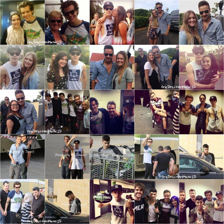 Les boys à Sydney, Australie - 4 Octobre 2013 + Les boys à Sydney, Australie - 5 Octobre 2013 + Les boys à Sydney, Australie - 6 Octobre 2013 + Liam & Louis surfant à Sydney, Australie - 7 Octobre 2013 + Zayn & Louis à Sydney, Australie - 7 Octobre 2013 + Liam à Sydney, Australie - 7 Octobre 2013 + Harry à Sydney, Australie - 8 Octobre 2013 + NEWS / RUMEURS / VIDÉO
