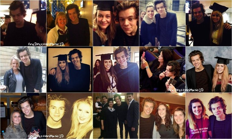 Harry à l'obtention du diplôme de Gemma, Sheffield - 13 Novembre 2013 + Les boys à The Jonathan Ross Show - 15 Novembre 2013 + Séance de dédicace pour Where We Are Book - Londres - 18 Novembre 2013 + Les boys à l'aéroport d'Heathrow - Londres - 19 Novembre 2013 + Harry sortant d'un restaurant, LA - 20 Novembre 2013 + Les boys à X-Factor USA, Los Angeles - 21 Novembre 2013 + Les boys à iHeart Radio - 22 Novembre 2013 + NEWS / RUMEURS / VIDÉO ...