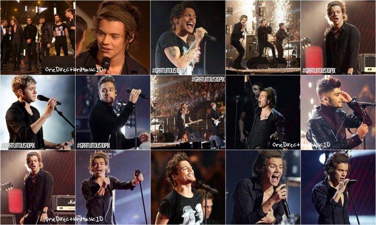 Harry à Londres - 13 Décembre 2013 + Les boys avec Cauet à Cannes - 14 Décembre 2013 + Les boys au NRJ Music Awards - 14 Décembre 2013 + Harry arrivant à l'hôtel de  Kendall à Londres - 14 Décembre 2013 + Les boys (sans Zayn) à un événement de charité - 15 Décembre 2013 + X-Factor (UK) finale - 15 Décembre 2013 + L'Apres X-Factor - 15 Décembre 2013 + NEWS / RUMEURS / VIDÉO ...