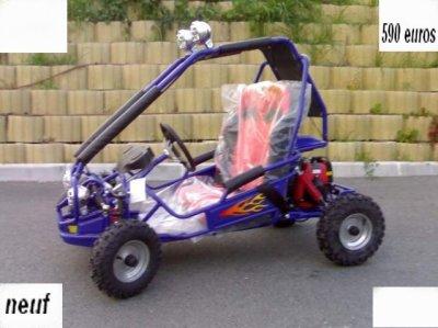 buggy enfant 49 cc