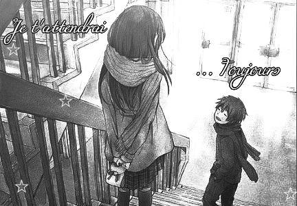 Partie Histoire *:・゚✧ -Je t'attendrai toujours-