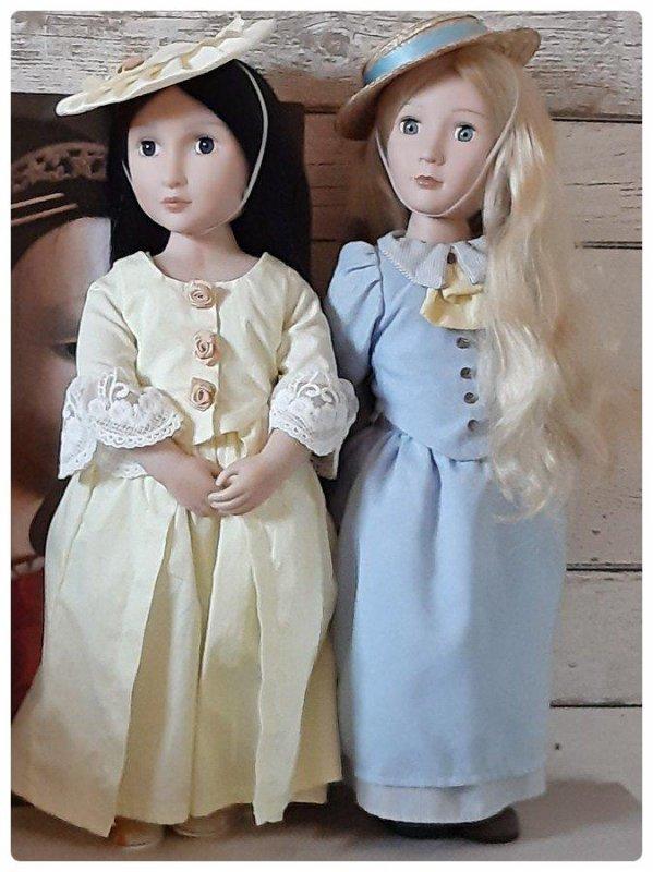 Lydia & Amélia....