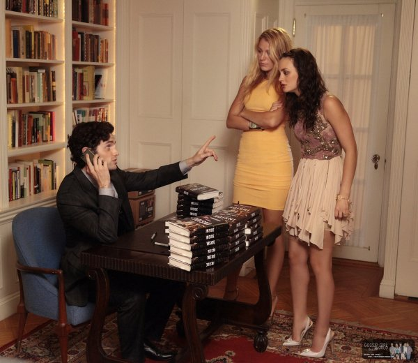 Gossip Girl 504 : Memoirs of an Invisible Dan