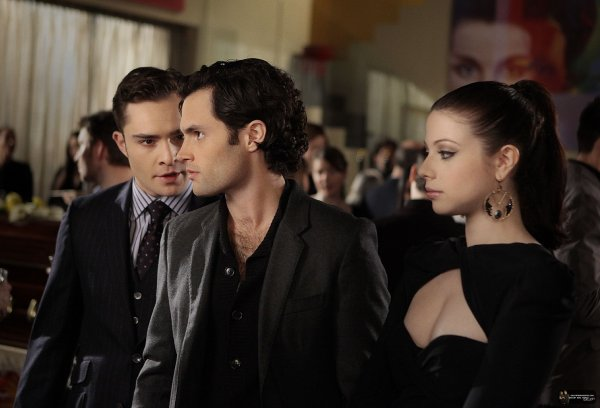 Gossip Girl 517 : The Princess Dowry