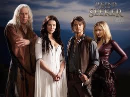 Richard,Kahlan,Cara et Zeddicus