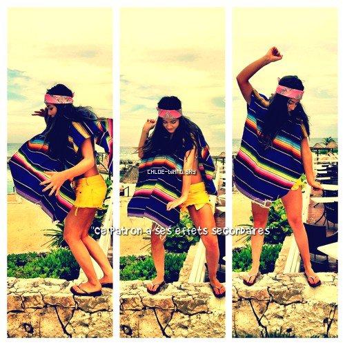 21/06/2012 : Chloé a posté de nouvelles photos instagram.