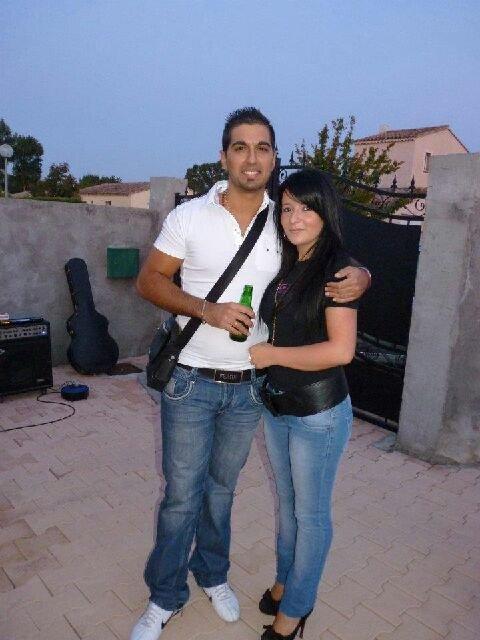 Mon tonton Antony et sa femme