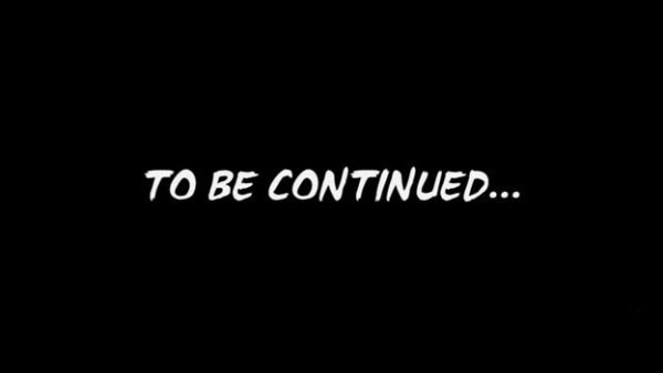 TO BE CONTINUED...............
