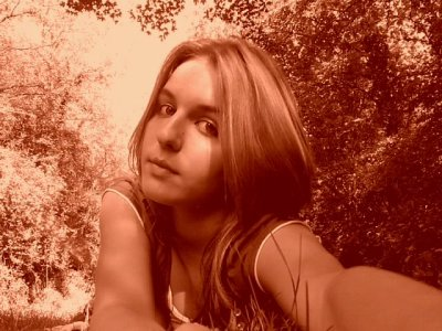 Elle <3 Mon mode de vie , mon identiter mon ange <3