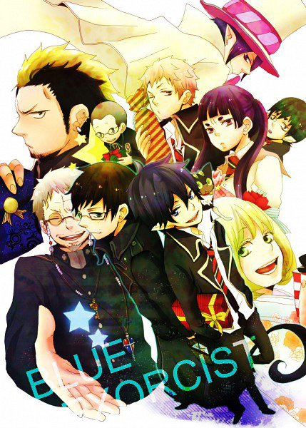 Blue Exocist ( ou Ao No Exorcist )