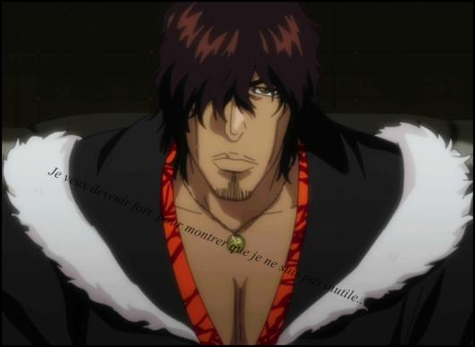 ....Yasutora Sado...Ou Chad...