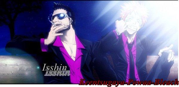 ...Isshin Kurosaki...