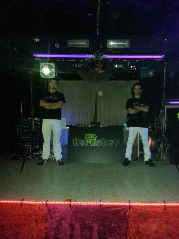 DJ NICK ET DJ MIXSHAKE :)