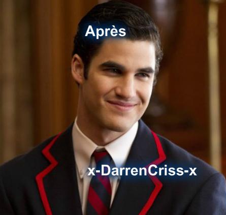 Présentation de Darren Criss ♥ ☮