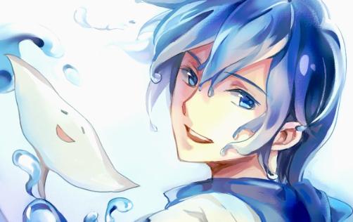 Netsumi, Dragon d'eau fantômatique.
