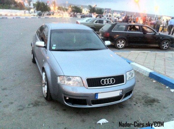 Audi RS6 Sedan C