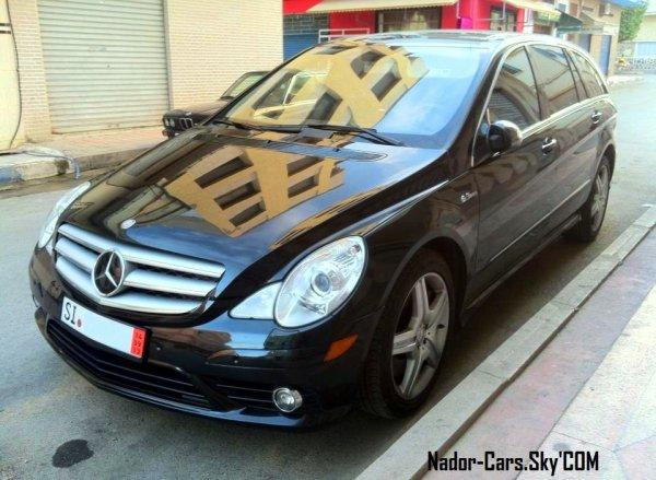 Mercedes R63 ///AMG