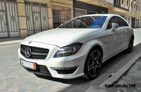 CLS 63 ///AMG