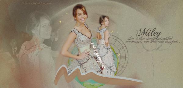 . Bienvenue Sur Sugar-Miley . Une de vos Source Sur La Belle Miley Cyrus ..