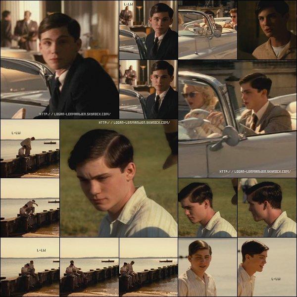 """.  Voici des captures d'écrans du film """"My one and only"""" (2009) dans lequel Logan joue.   ."""