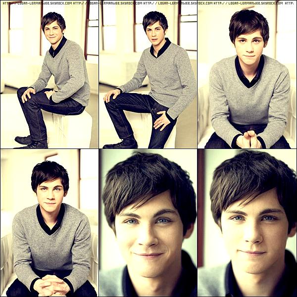 Flashback:photoshoot  2010: Logan photographié pour USA Today par Todd Plitt.Le visage de Logan est très beau !
