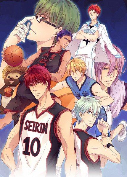 KUROKO NO BASKET NBA LIGUE CHAPITRE 2