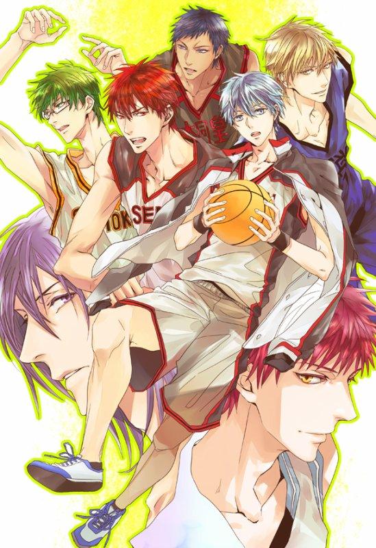 Kuroko no Basket NBA ligue chapitre 5