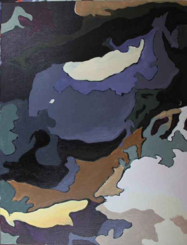 Enigma ou comment peindre l'inconnu...(3)