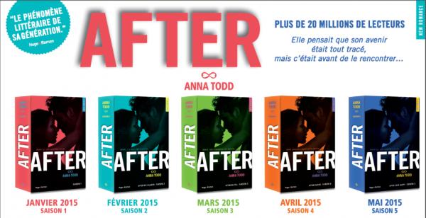After - Anna TODD