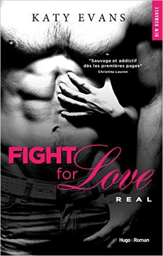 Fight for Love, REAL - Katy EVANS