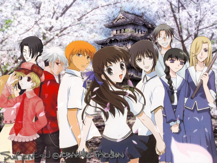 ♦ Fruits Basket ♦