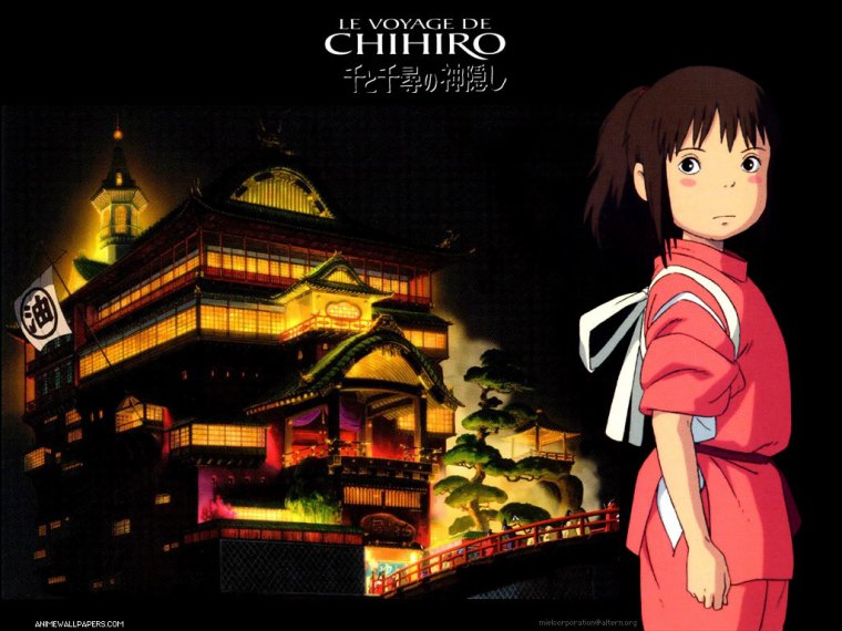 ♦ Le voyage de Chihiro  ♦