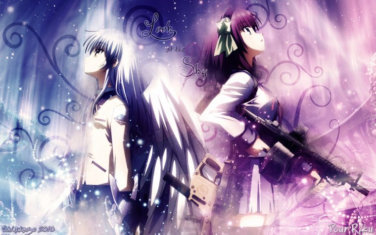 ♦ Angel Beats ♦