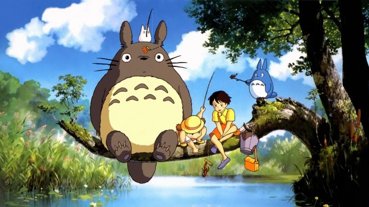 ♦ Totoro ♦