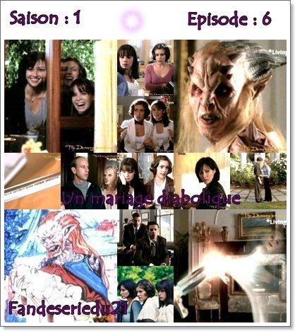 saison 1 , episode mariage diabolique