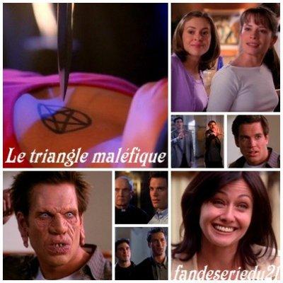 saison 1 , episode le triangle malefique