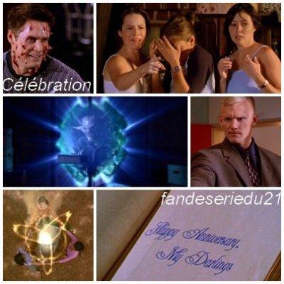 saison 2 , episode célébration