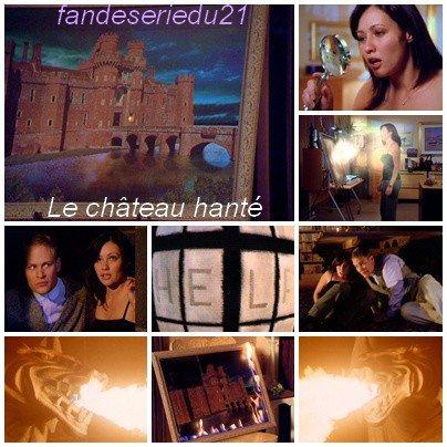 saison 2 , episode  le chateau hanté