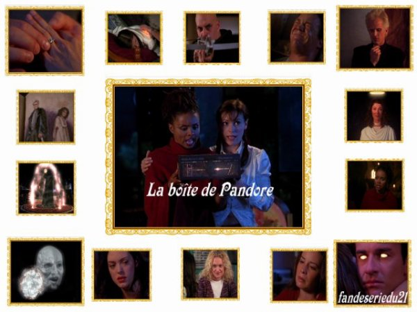 saison 4 , episode la boite de pandore