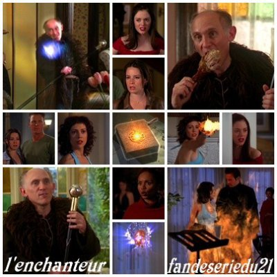 saison 4 , episode l'enchanteur