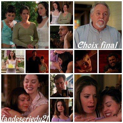 saison 4 , episode choix final