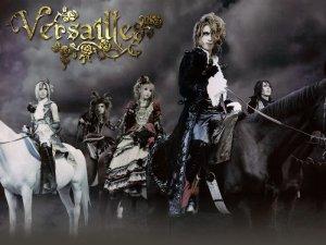 Photos du groupe Versailles