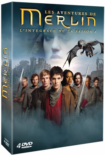 Les épisodes de Merlin