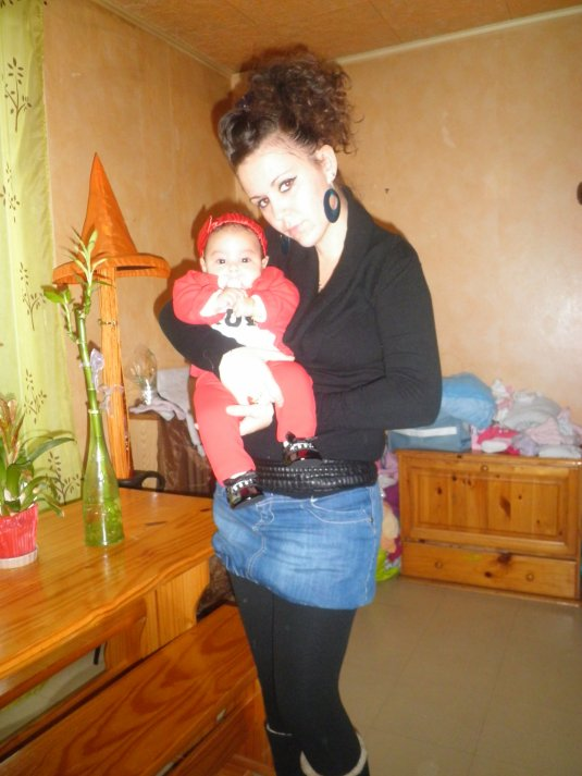 Baby Keyliss Jahyanna Teeyah & Mum